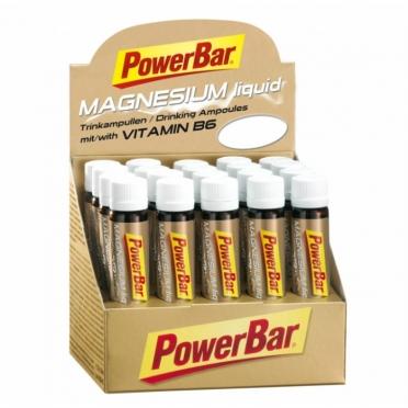 Powerbar Magnesium ampuls Citrus 20x25 ml (doos)